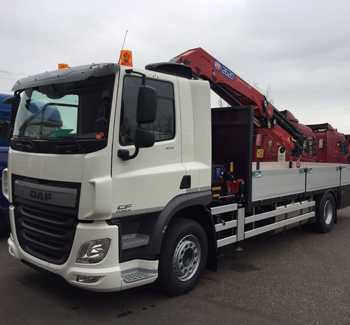 Find various high-quality DAF trucks for sale at this company